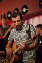 Luke Wilde & The Japes at Cherry Reds