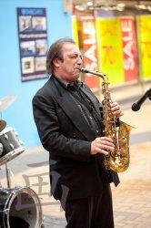 Greg Abate and John Patrick Trio
