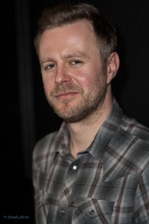 Tom Lister at Birmingham School of Acting