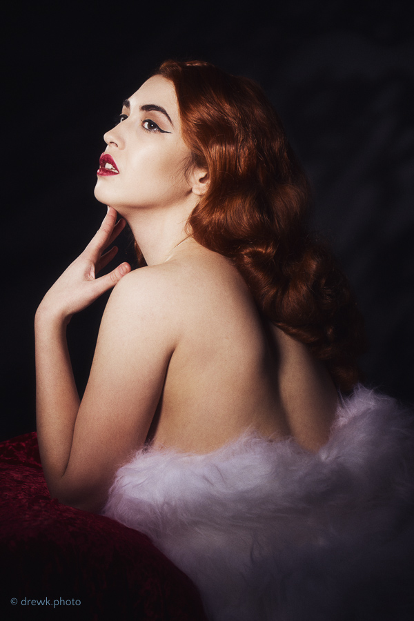 Hollywood Glamour Model : Argine<br />