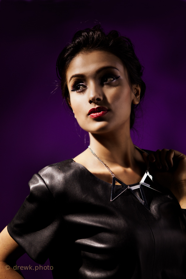 Hollywood Glamour Model : Fatheha Ali<br />