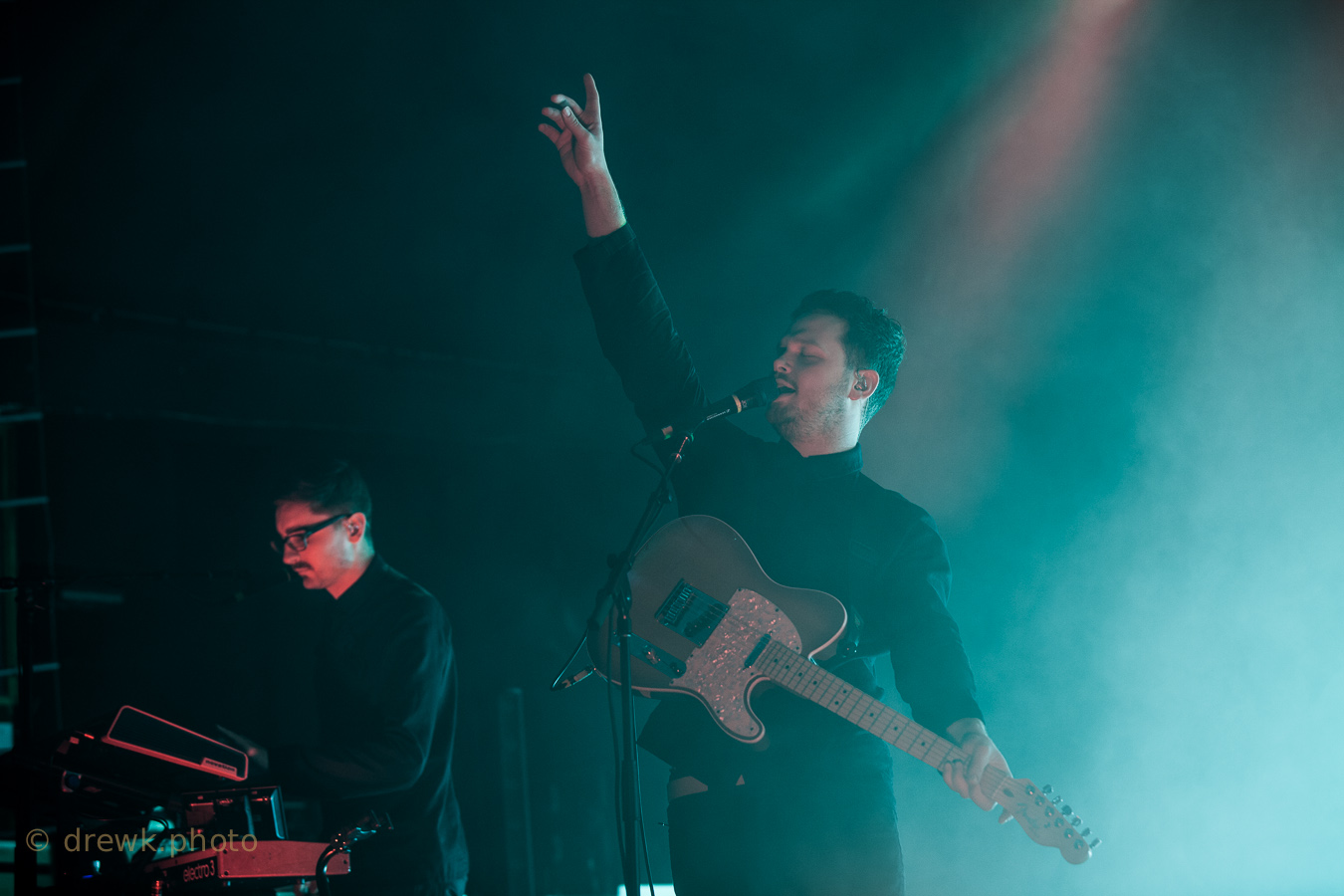 Alt-J ... at Wolverhampton Civic