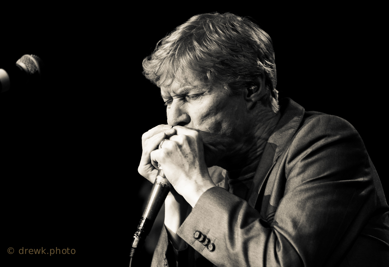 Paul Jones of The Blues Band