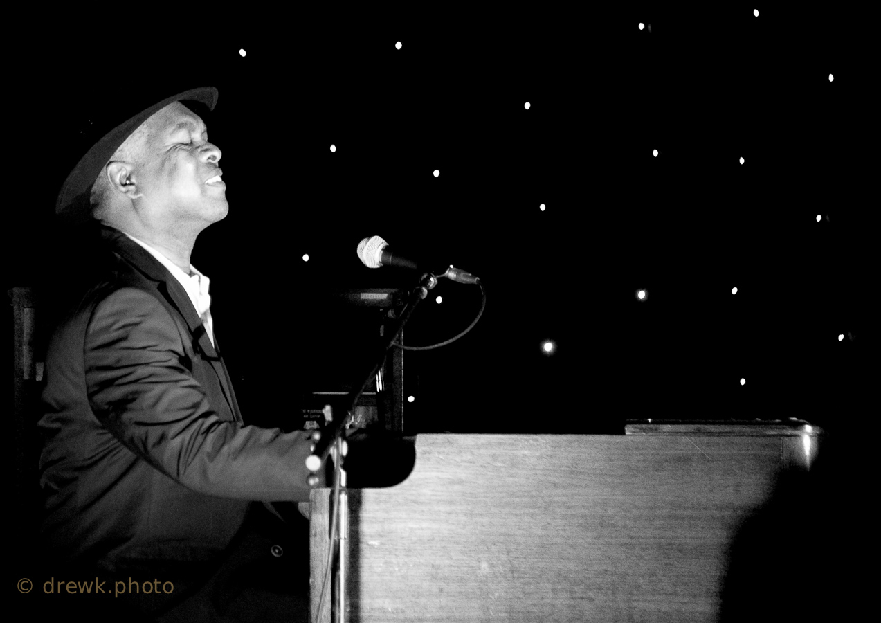 the Legendary Booker T Jones ... at the 2011 Mostly Jazz festival