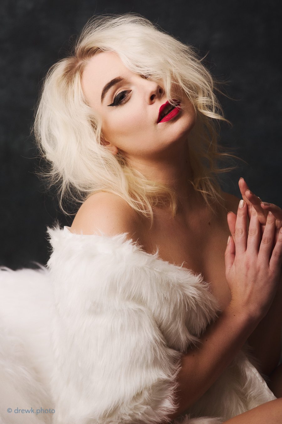 Classic glamour Model: Holly Alexander, MUA : Chel Rose