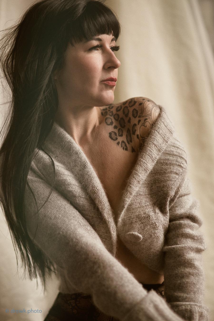 Boudoir / portrait Model : Minx