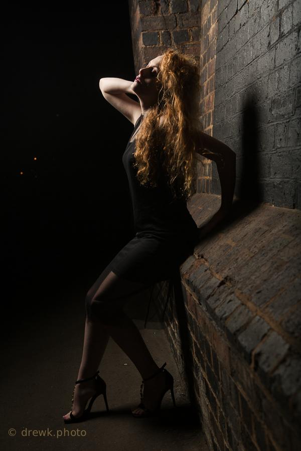 Chynna Night location shoot<br /> model : Chynna<br /> hmua : Ellie And Hearts