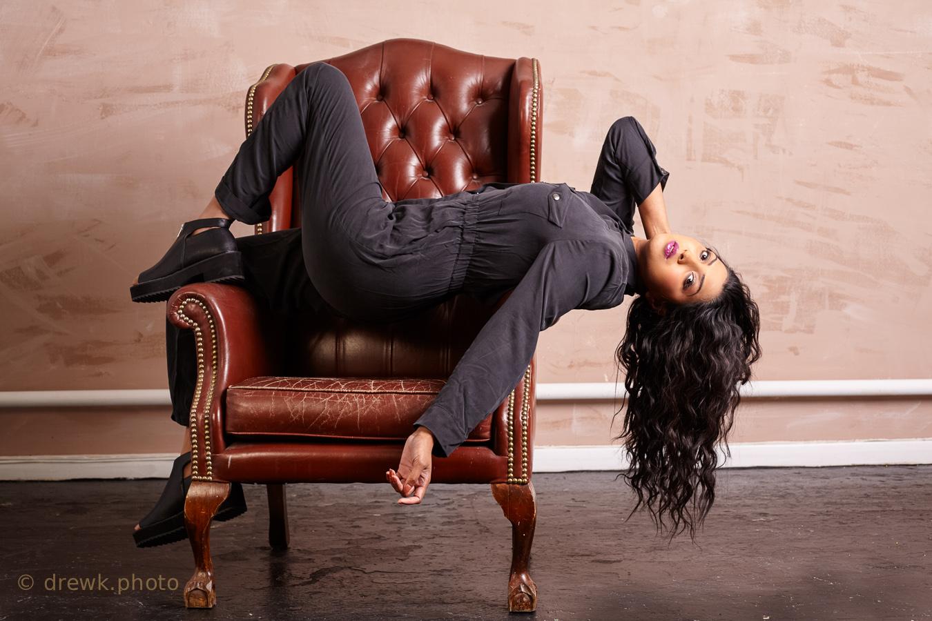 Style Model : Celina<br /> Hair & Makeup Artist : Leanne Brown<br /> Fashion Stylist : Danielle Boden