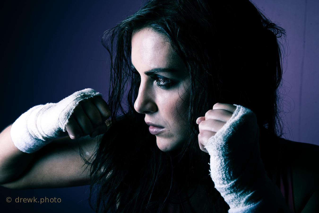 model : Katie Green studio shoot