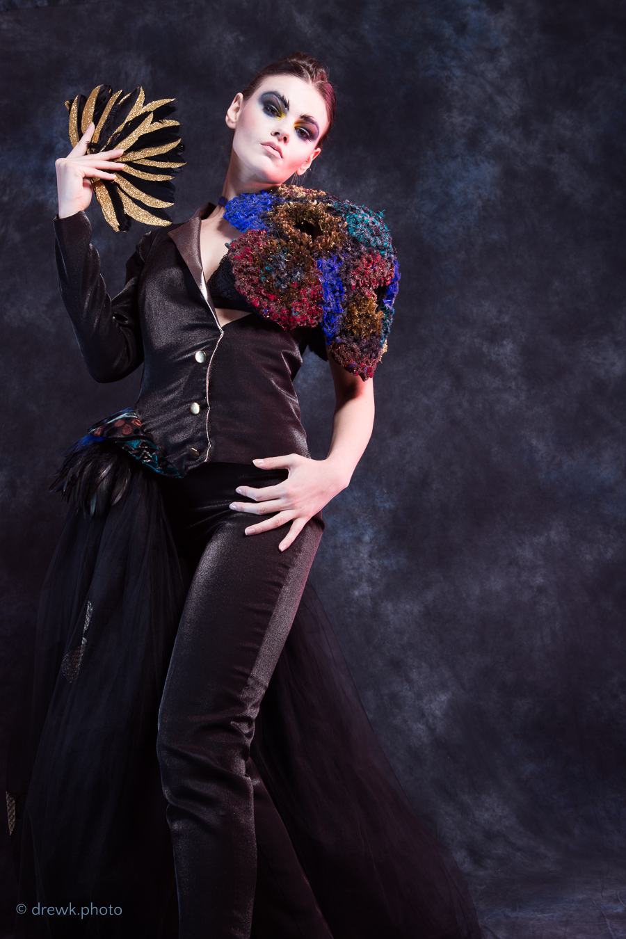 Simourgh - Nazira Muslem, BA (Hons) Fashion Design
