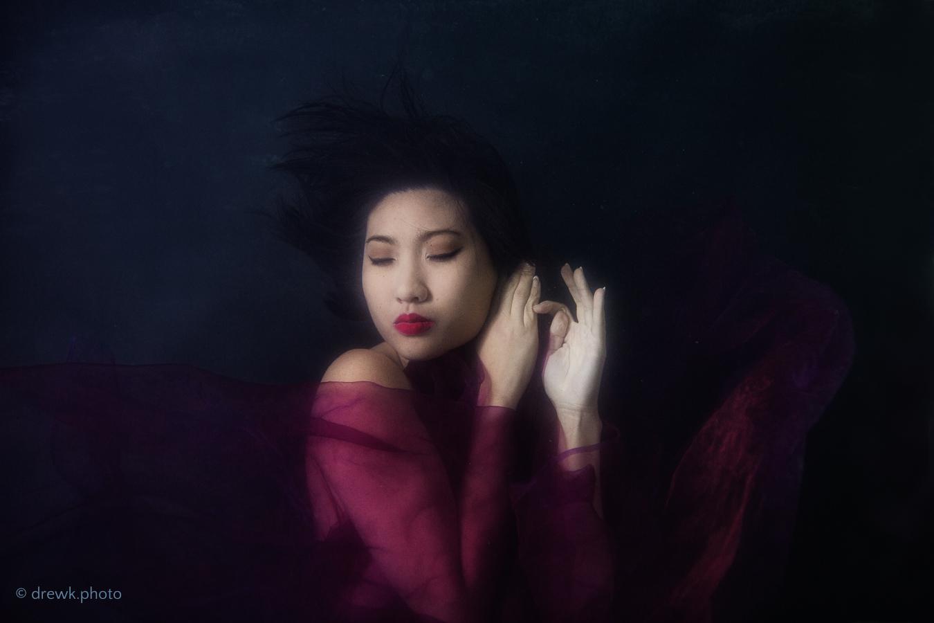 Minh-Ly Model : Minh-Ly<<br /> Shot at Catfish Studio