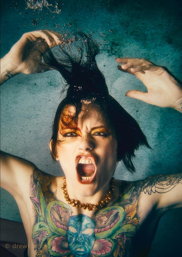 Roar Model : Aura<br /> MUA : Beauty Classics with Elizabeth