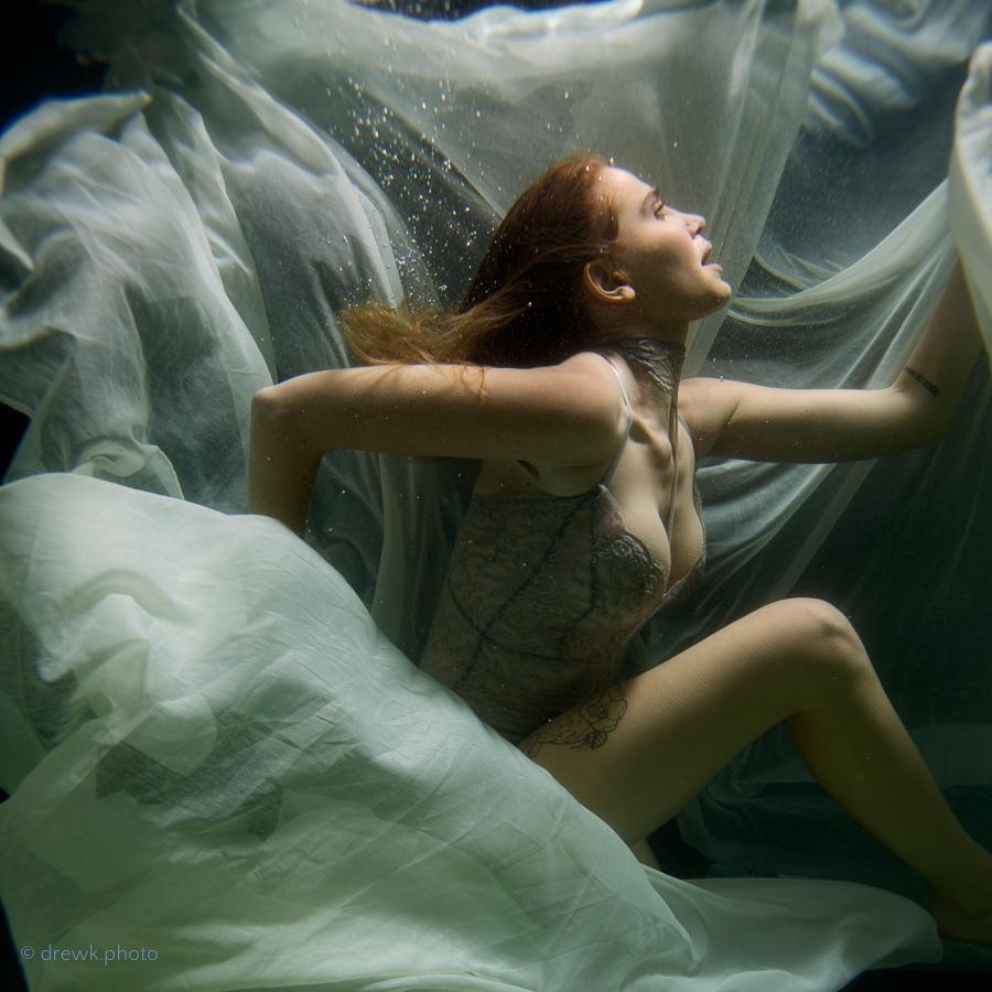 Gasp Model : Sjay_<br /> MUA : Sydnee-Beth<br /> Shot at Catfish Studio