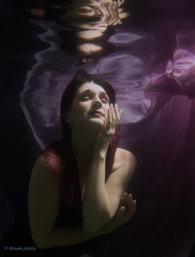 Tetiana Model : Tetiana<br /> MUA : Ellie Hoccom<br /> Shot at Catfish Studio